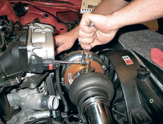 Замена дизельного двигателя своими руками 30